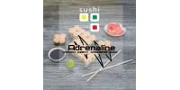 Sushi Room подружился с Адреналином!