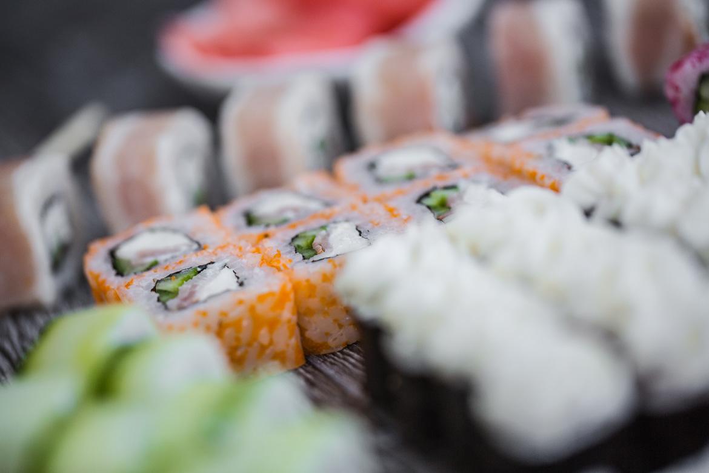 Суши полезны для здоровья!